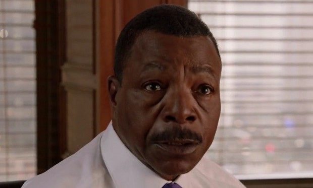 Carl Weathers Chicago PD NBC
