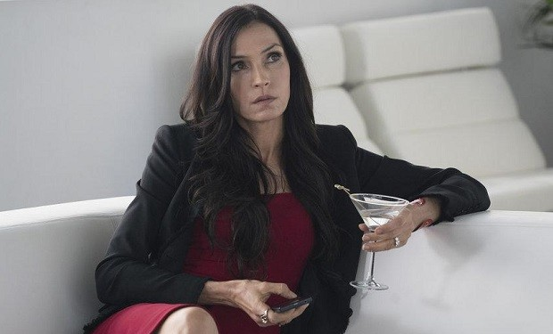Famke Janssen, The Blacklist, Virginia Sherwood/NBC