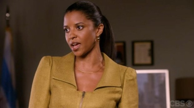 Renée Elise Goldsberry, The Good Wife, CBS