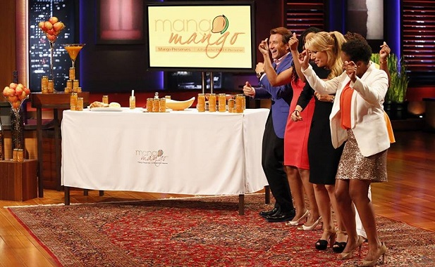 Mango Mango on Shark Tank