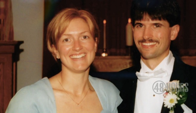 Michele Harris with her brother Greg Taylor, 48 Hours, CBS