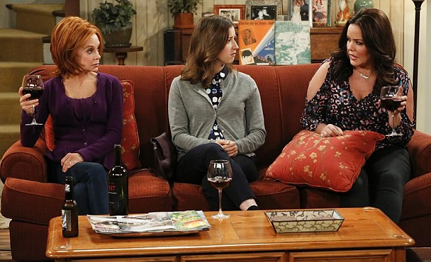 Mike & Molly, CBS