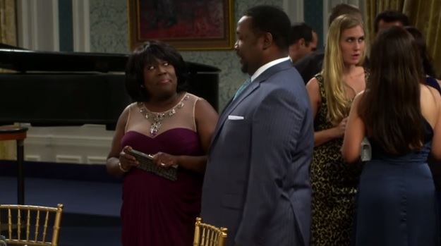 Sheryl Underwood, Wendell Pierce, The Odd Couple, CBS