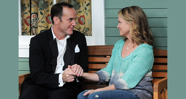 Clark Gregg, Emily Rutherfurd, New Adventures of Old Christine