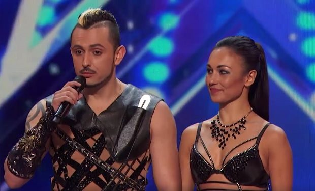 Alfredo and Anna Silva, AGT, NBC