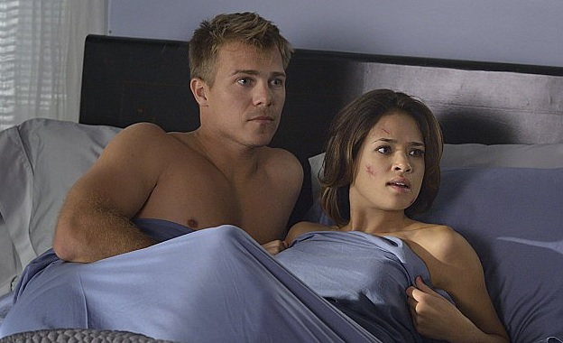 Michael Roark, Nicole Gale Anderson, Beauty and the Beast, CW
