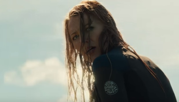 Blake Lively The Shallows SONY