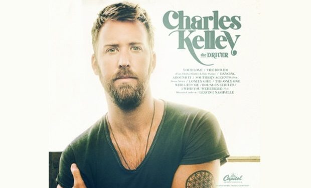 Charles Kelley The Driver album Capitol Records