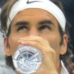Federer sees everything