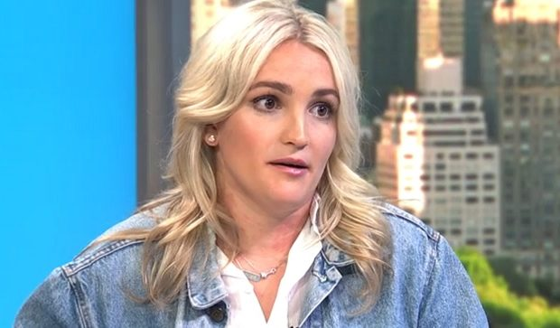 Jamie Lynn Spears, People Now interview