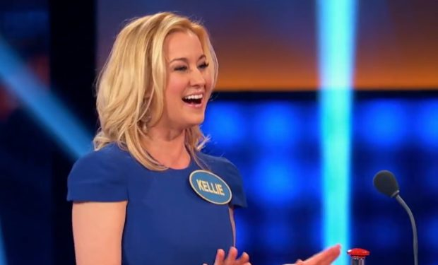 Kelli Pickler Celebrity Family Feud ABC