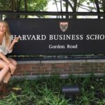 Maria Sharapova at Harvard