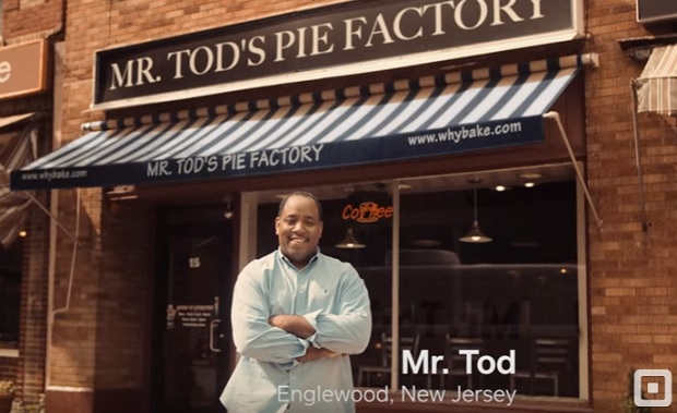 Mr Tod pies