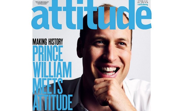 Prince Williams Attitude