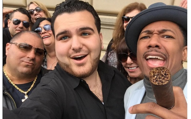 Sal the Voice with Nick Cannon