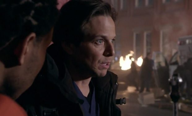 Scott Wolf The Night Shift NBC