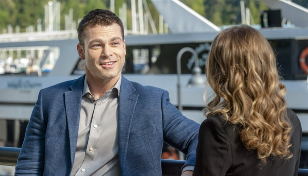 Shawn Roberts Crown Media