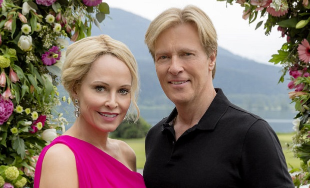 The Wedding March Hallmark Crown Media Josie Bissett Jack Wagner
