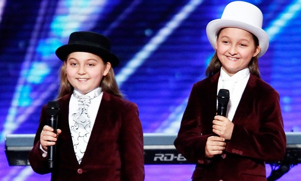 Elias and Zion Phoenix AGT NBC