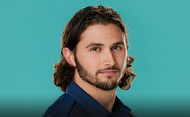 Victor Arroyo Big Brother 18 CBS