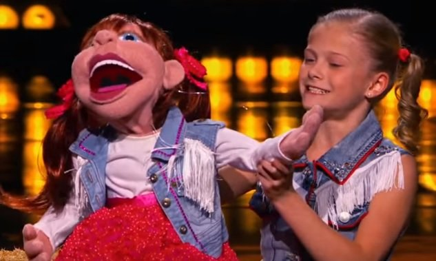 darci farmer, Little Big Shots NBC