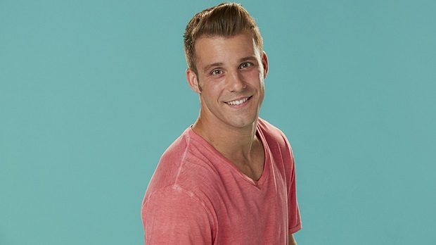 Paulie Calafiore of the CBS series BIG BROTHER, scheduled to air on the CBS Television Network.   Photo: Monty Brinton/CBS ©2016 CBS Broadcasting, Inc. All Rights Reserved