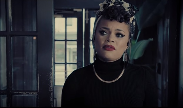 Andra Day Rise Up video