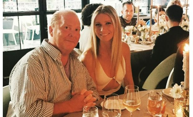 Batali and Paltrow Instagram