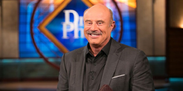 Dr Phil on the Dr Phil Show