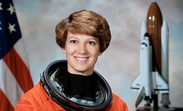 Eileen Collins NASA Public Domain