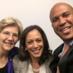 Elizabeth Warren Cory Booker