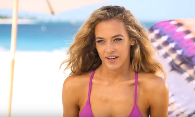 Hanah Ferguson Hannah Ferguson Uncovered Swimsuit 2016