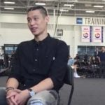 Jeremy Lin interview, July 21, 2016, @BrooklynNets
