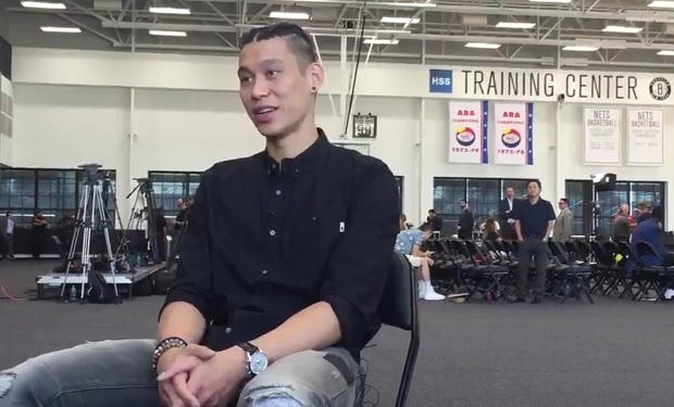 eremy Lin interview, July 21, 2016, @BrooklynNets