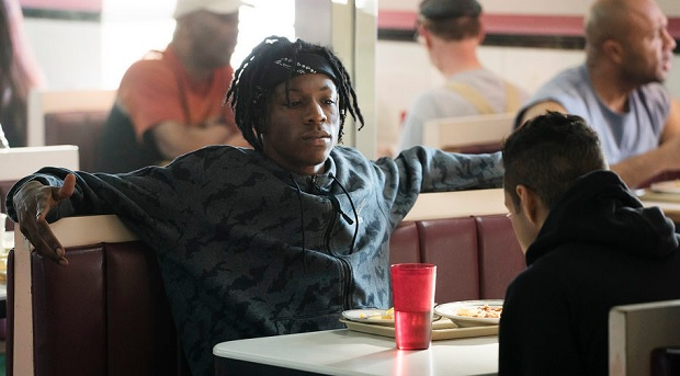 Joey Badass on Mr Robot USA Network