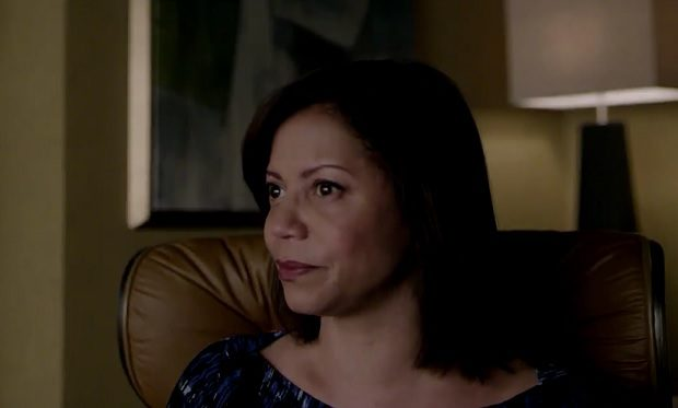 Gloria Reuben, Mr Robot USA therapist
