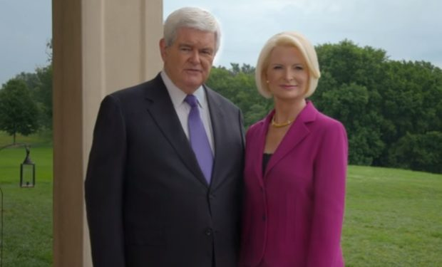 Newt and Callista Gingrich The First American Gingrich Productions