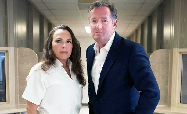 Rhonda-Glover-and-Piers-Morgan ITV TLC