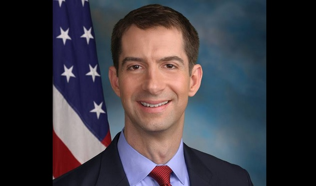 Tom Cotton official photo, 114th Congress