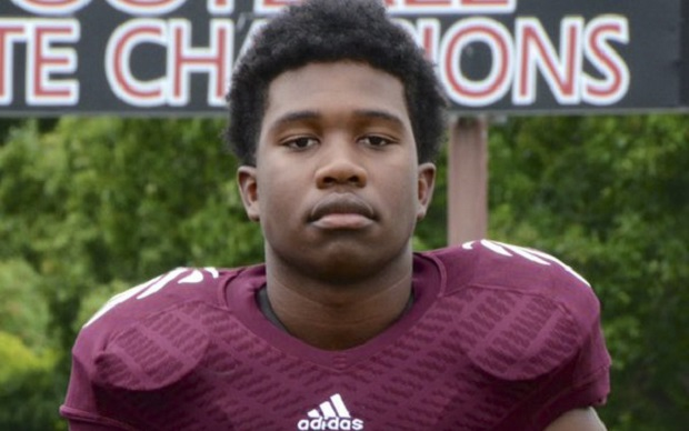 Zaevion Dobson, 15-year-old Fulton High School student fatally shot on Dec. 17, 2015, in the 2700 block of Badgett Drive. (FULTON HIGH SCHOOL)