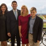 Paul Ryan, Janna Ryan and family
