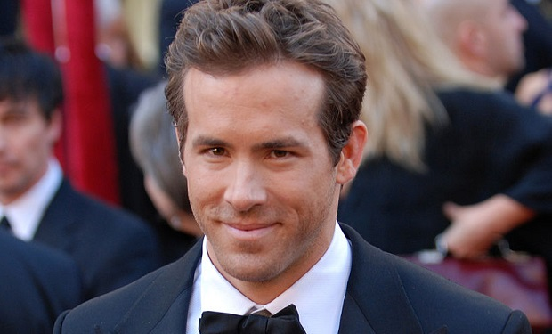 Ryan Reynolds at the Oscars
