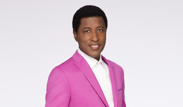 "DANCING WITH THE STARS - KENNETH ""BABYFACE"" EDMONDS - The stars grace the ballroom floor for the first time on live national television with their professional partners during the two-hour season premiere of ""Dancing with the Stars,"" which airs MONDAY, SEPTEMBER 12 (8:00-10:01 p.m., ET) on the ABC Television Network. abc.go.com/shows/dancing-with-the-stars"