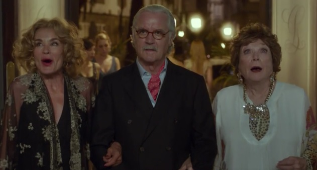 Jessica Lange, Billy Connolly, Shirley MacLaine, Wild Oats, Lifetime