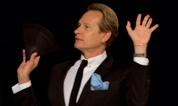 Carson Kressley RuPaul's Drag Race Logo TV