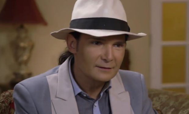 Corey Feldman Hollywood Medium E!