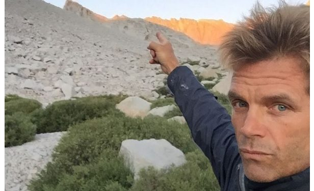 David Chokachi @therealdavidchokachi Instagram