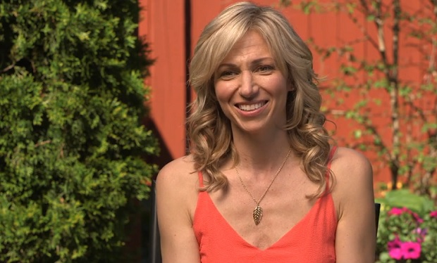Debbie Gibson Interview Summer of Love Hallmark