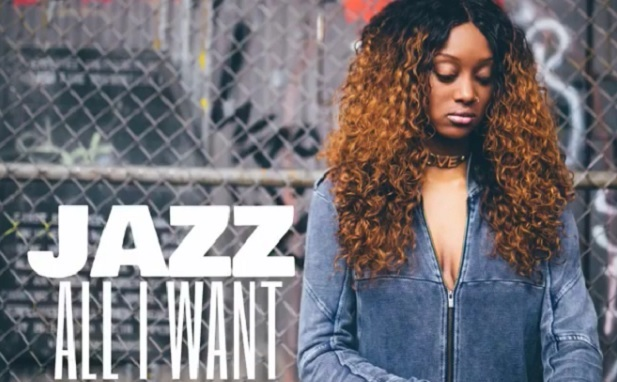 Jazz Anderson All I Want
