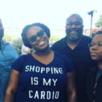 Michelle and Michael Carter Instagram, @shotdiva